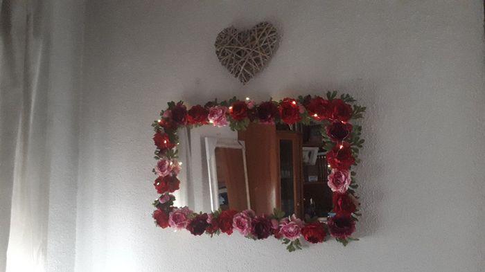 Pasos para decorar espejo 5
