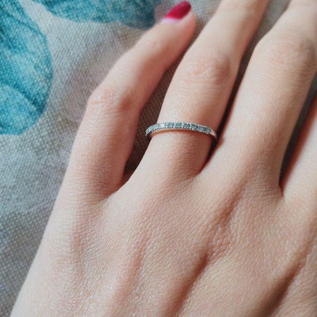 Pongamos todas nuestro anillo de compromiso 3