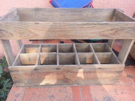 Busco cajas de fruta de madera - 3