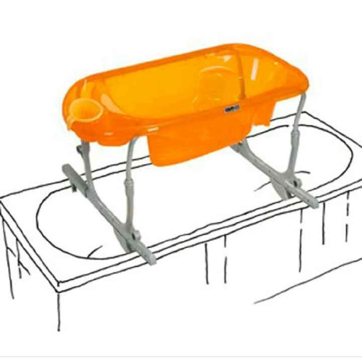 Cambiador para bañera - 1