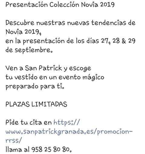 San Patrick Granada - 1