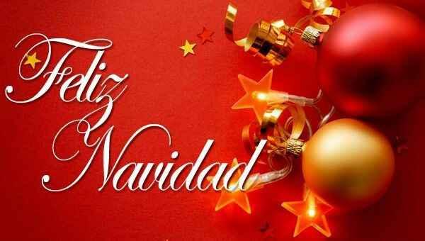 Feliz Navidad a todas - 1