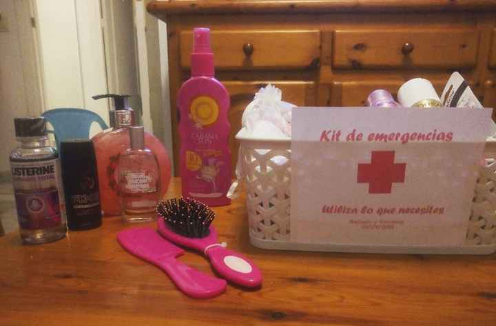 Nuestro Kit de Emergencia... quedan dos Semanas! - 1