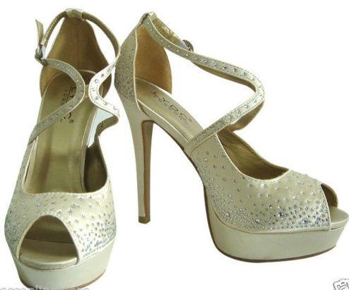 Zapatos de novia baratos fotos for Zapateros baratos valencia