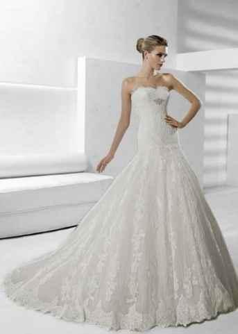 modelo siglo la sposa