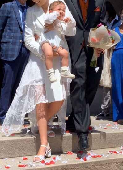 ¿Cual es el traje de novia más raro que hayas visto? - 2