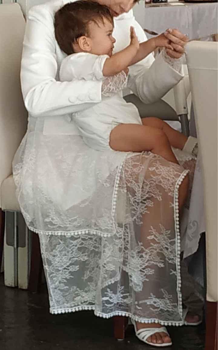 ¿Cual es el traje de novia más raro que hayas visto? - 3