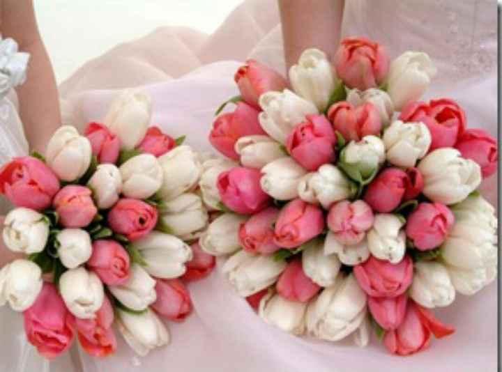 ¿qué flor elegís para vuestro ramo de novia? - 1