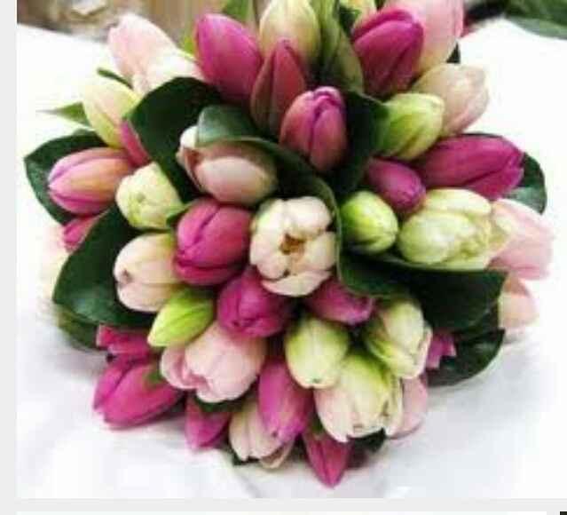 ¿qué flor elegís para vuestro ramo de novia? - 2