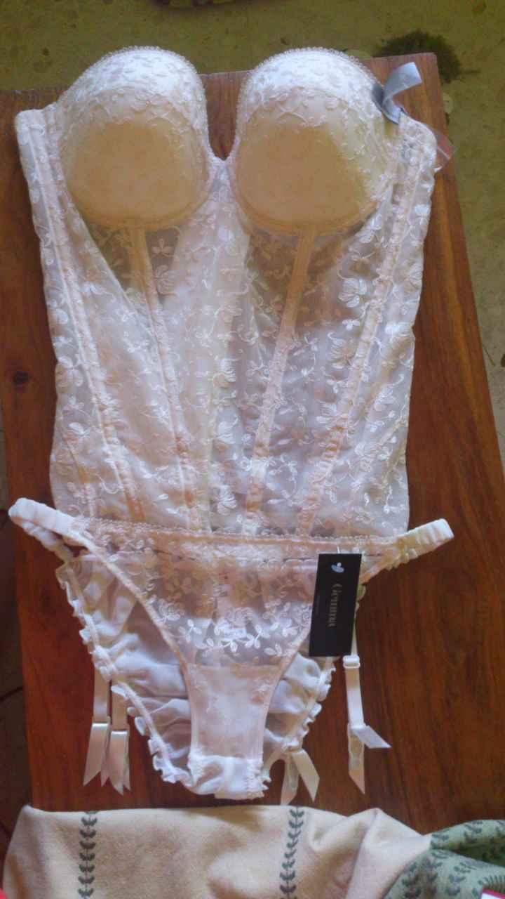 corset y braguita brasileña