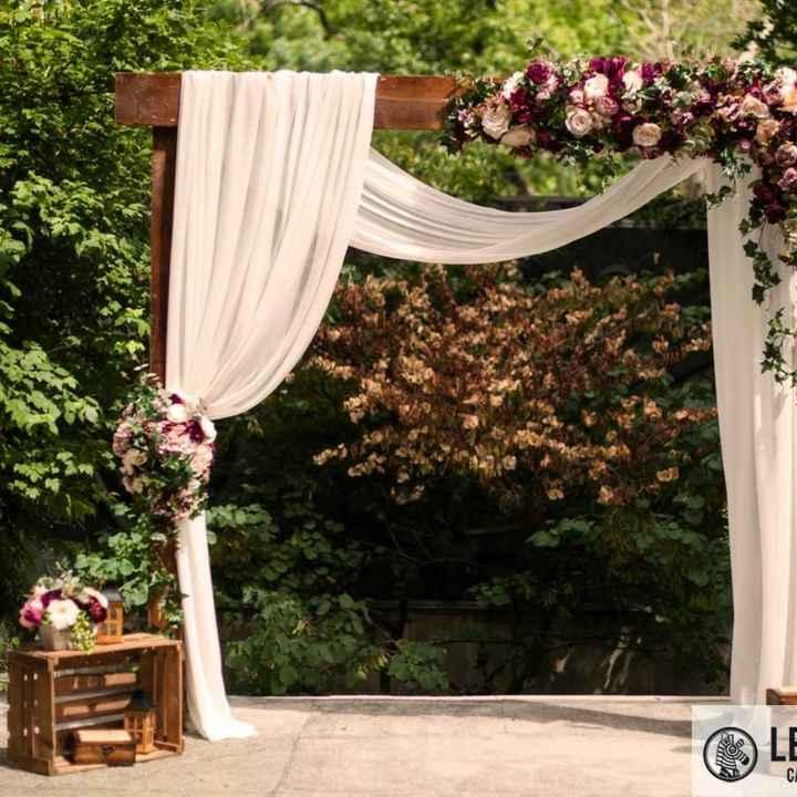Alquiler arco de bodas - 1