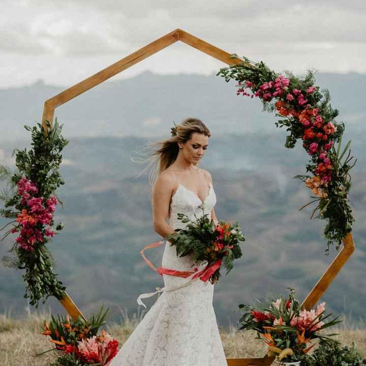 Alquiler arco de bodas - 2