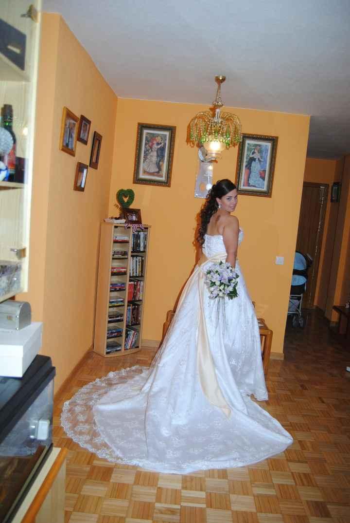 vestido bonmarier