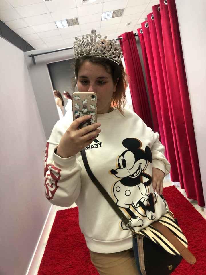 Ya tengo tiara - 1