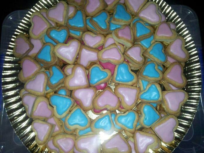 galletas para los niños.