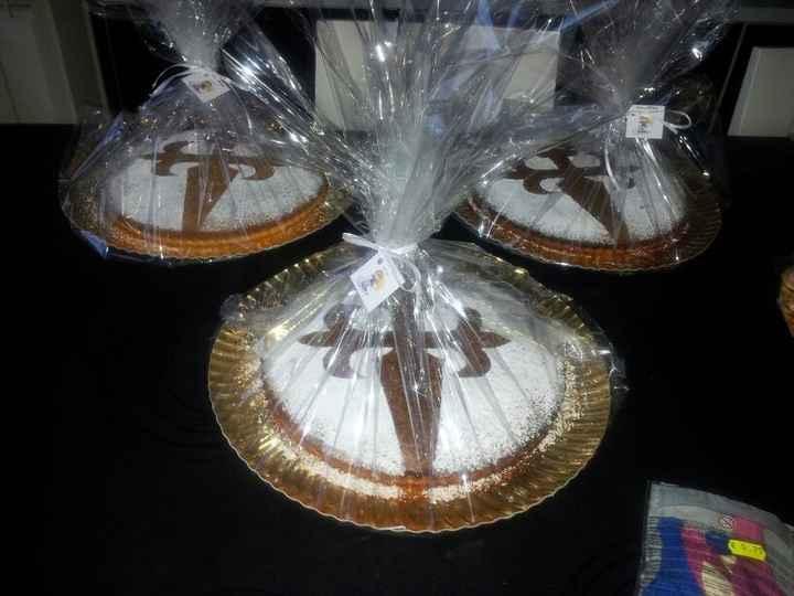 tartas santiago boda
