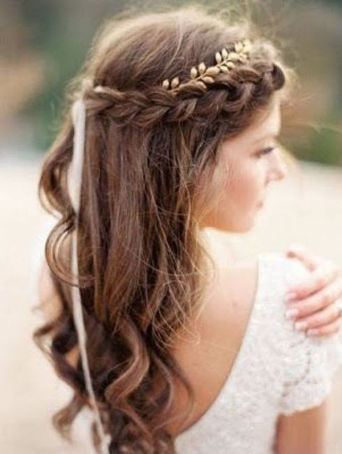 Tu peinado de boda en cuatro pasos 💇- Paso 3 1