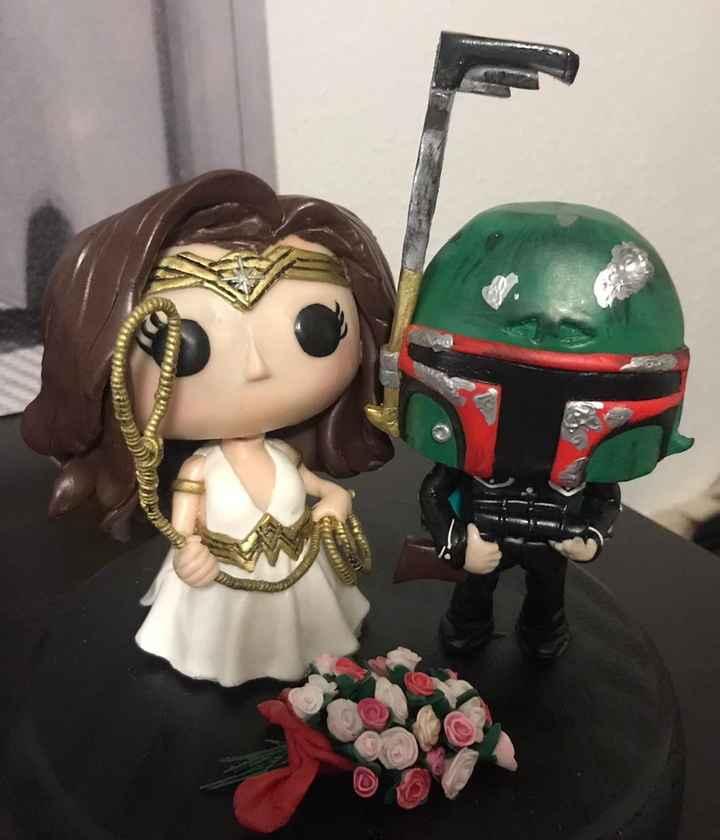 Muñecos de boda personalizados - 1