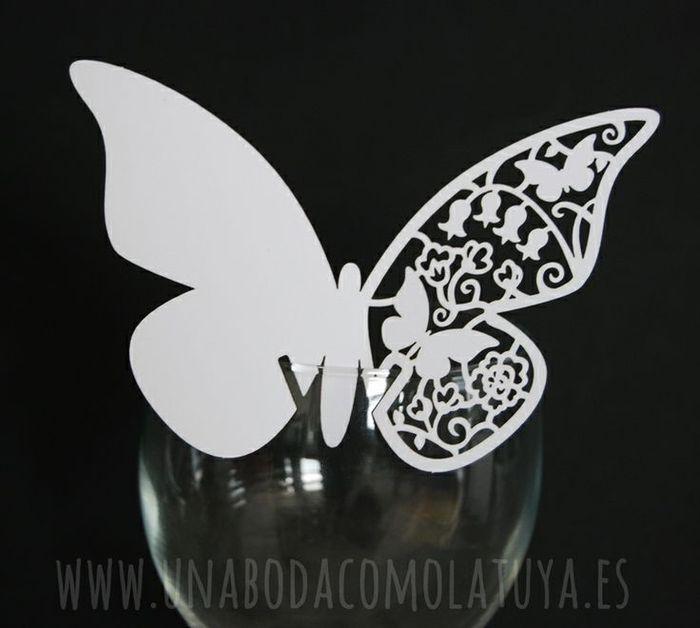 Frase Para Mariposa Organizar Una Boda Foro Bodasnet