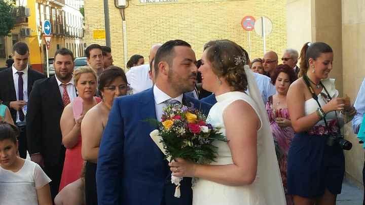 Ya somos marido y mujer - 8
