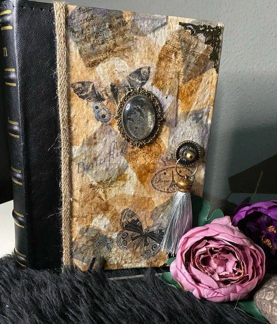 Álbum de fotos y caja de recuerdos 2