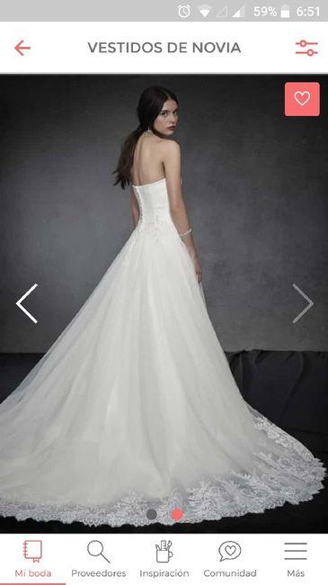 Vestido princesa - 1