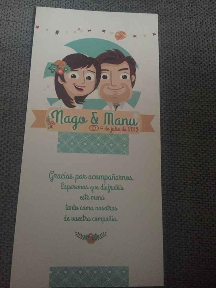 Diseño de invitaciones - 3