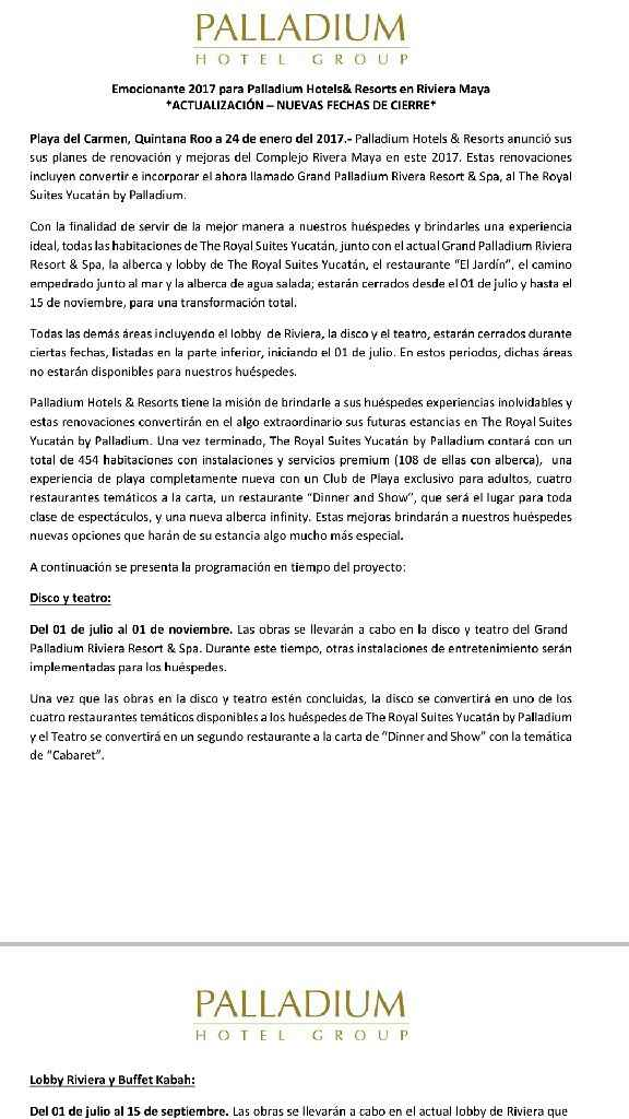 Hotel royal suites yucatan: dudas resueltas - 1