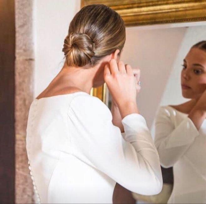Mi boda 2021 - Peinado y maquillaje 2
