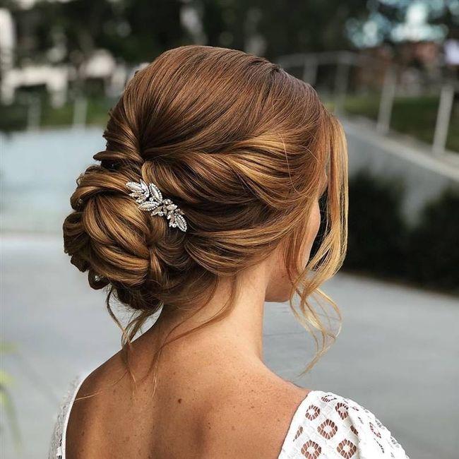 ¿Peinado boda nochevieja + vestido princesa? 2