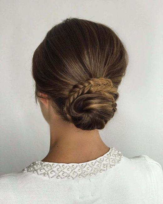 ¿Peinado boda nochevieja + vestido princesa? 3