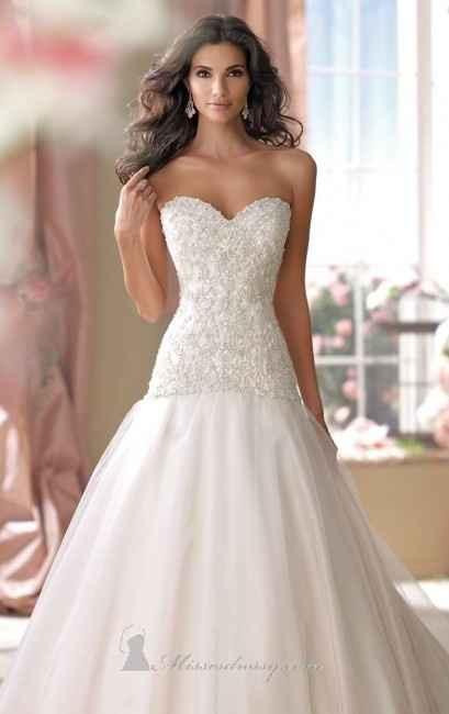 Cuál es tu vestido favorito del catálogo nupcial? - 1