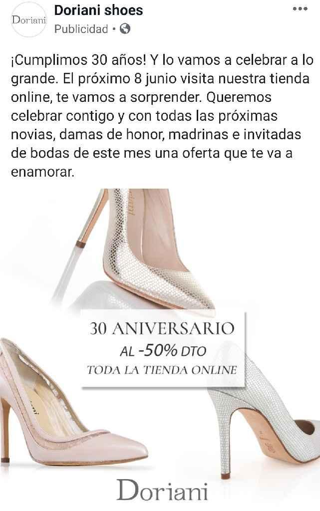 Oferta zapatos Doriani - 1