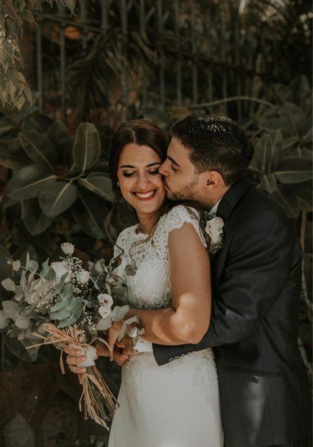 Finalmente casados en los tiempos de Covid!! 22