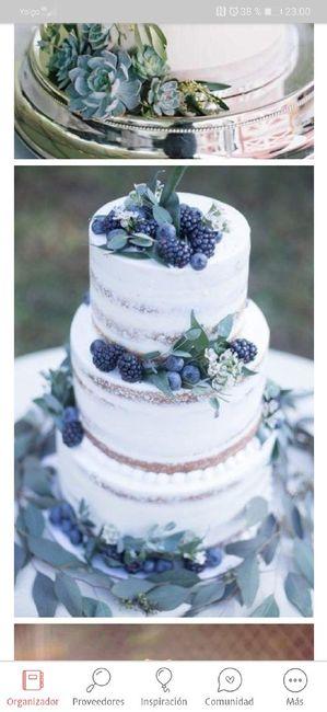 Eligiendo tarta - 1