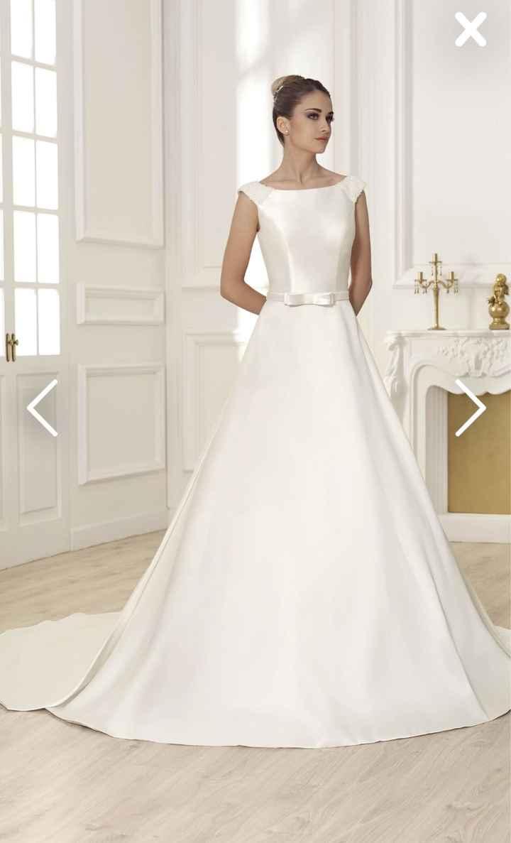 Que os parece el vestido?? - 1