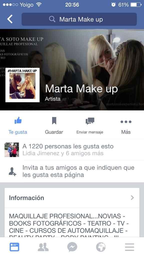 S.o.s. maquillaje barcelona - 1