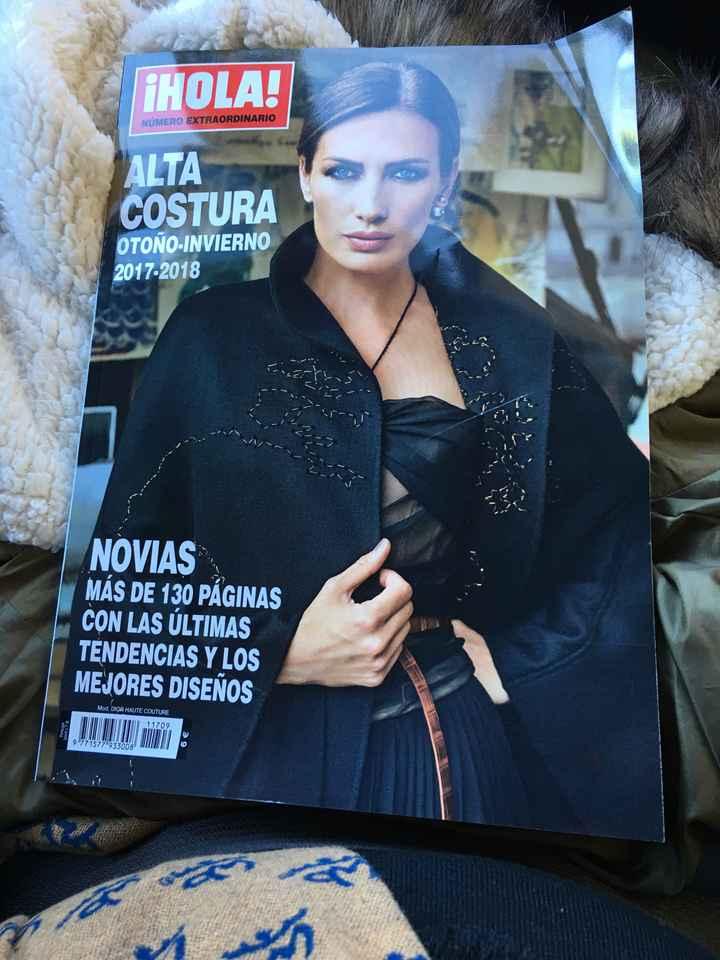 Revista Hola especial novias - 1