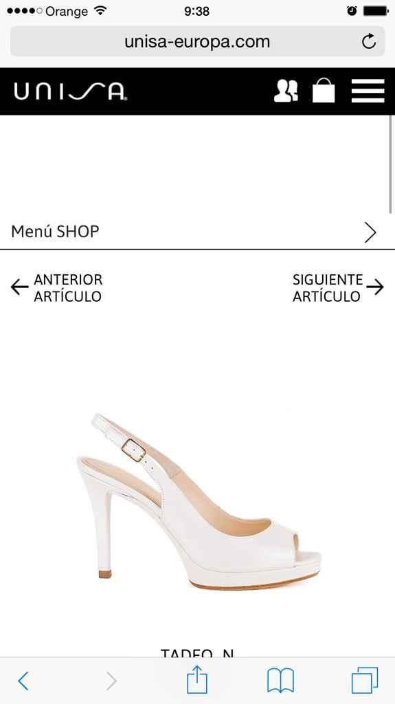 Habemus zapatos - 1