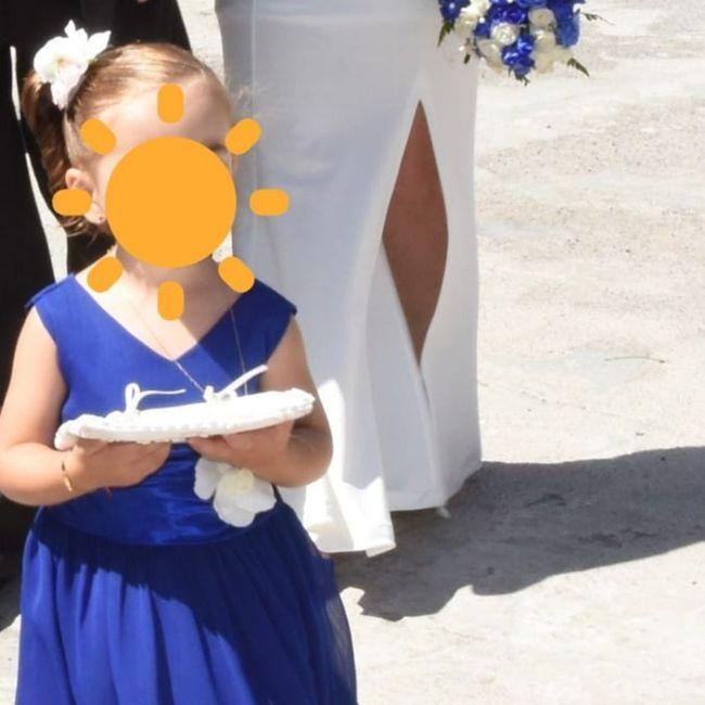 Ramo de novia azul? 4