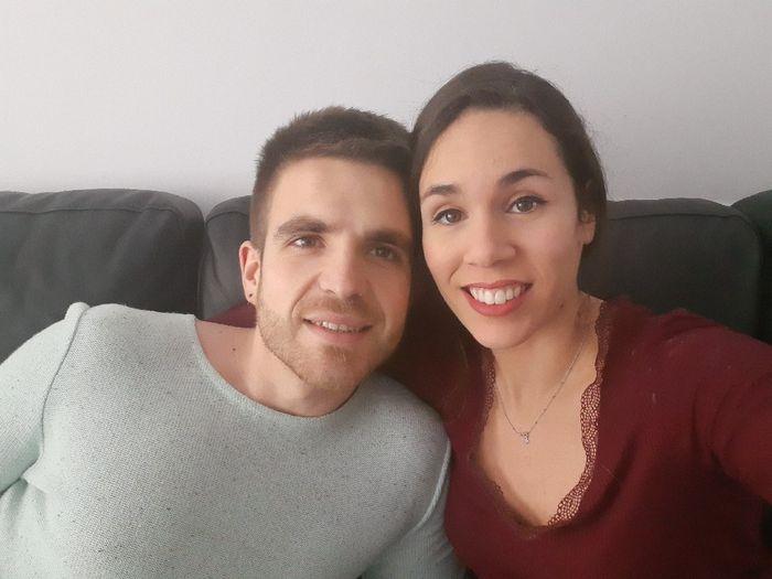 Arriba ese ánimo y vamos a mostrar las fotos con nuestra pareja para animar estos dias de cuarentena 11