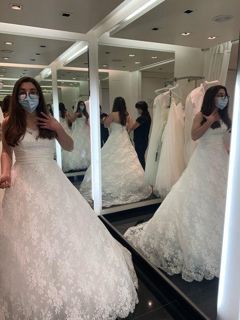 Ayuda con el vestido de novia 👰♀️ 1
