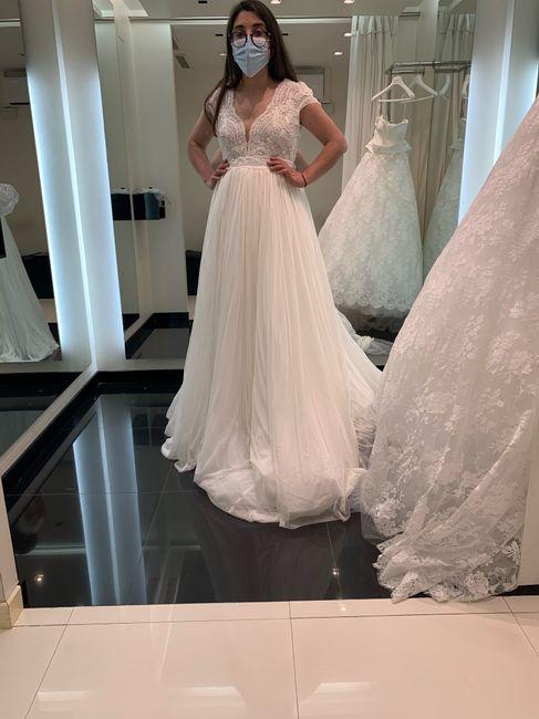 Ayuda con el vestido de novia 👰♀️ 5
