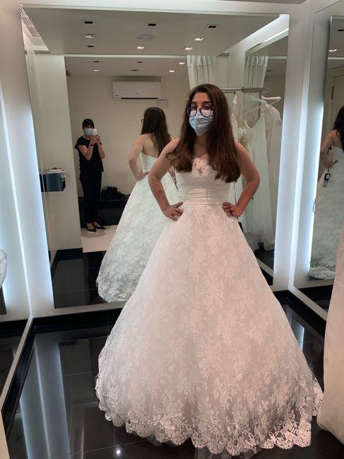 Ayuda con el vestido de novia 👰♀️ 2