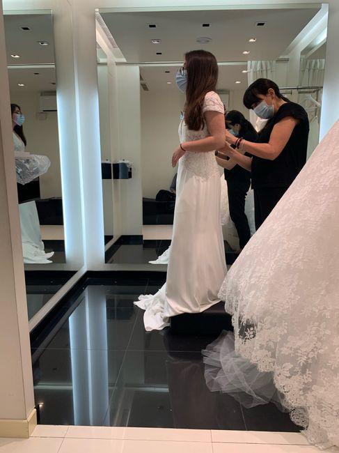 Ayuda con el vestido de novia 👰♀️ 7