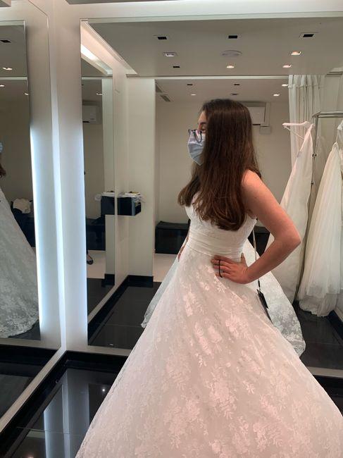 Ayuda con el vestido de novia 👰♀️ 3