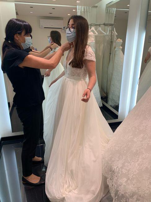 Ayuda con el vestido de novia 👰♀️ 6