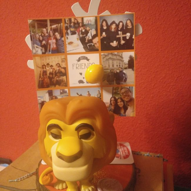 Centros de mesa Disney 1