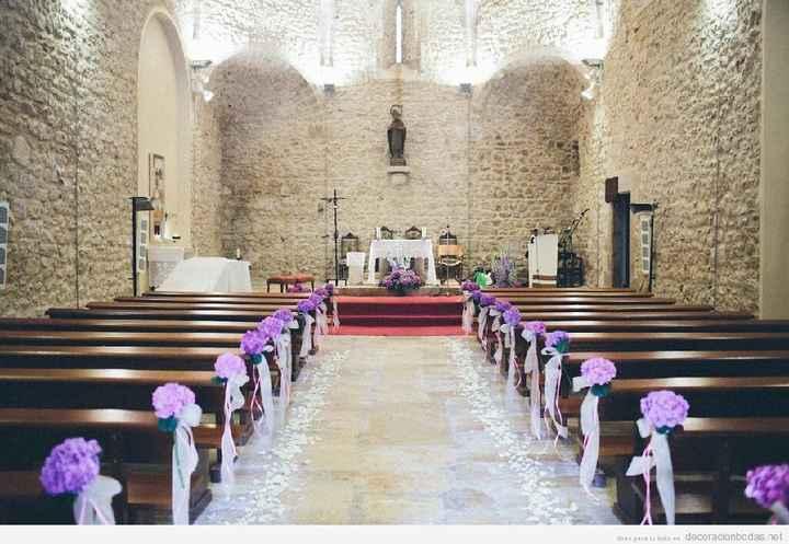 Inspiración decoración iglesia - 16