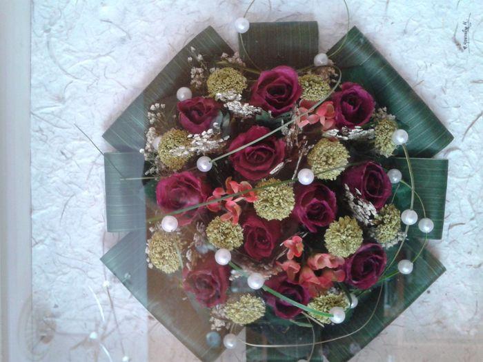 Secado y enmarcación de ramos de novias - Guipúzcoa - Foro Bodas.net